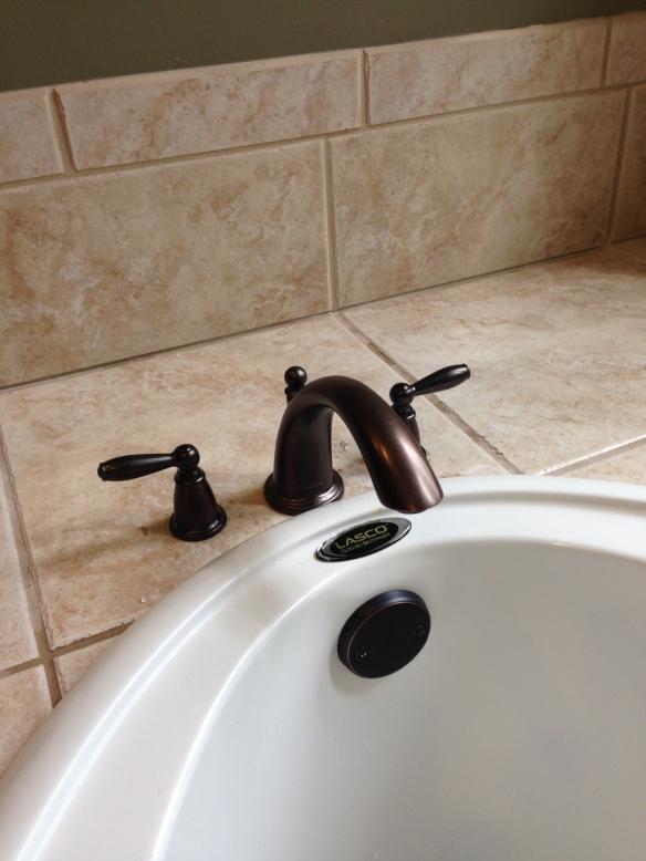 New faucet - Yum!